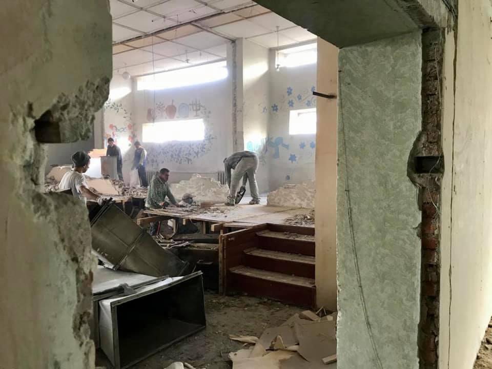 Стоимость работ около 30 млн гривен