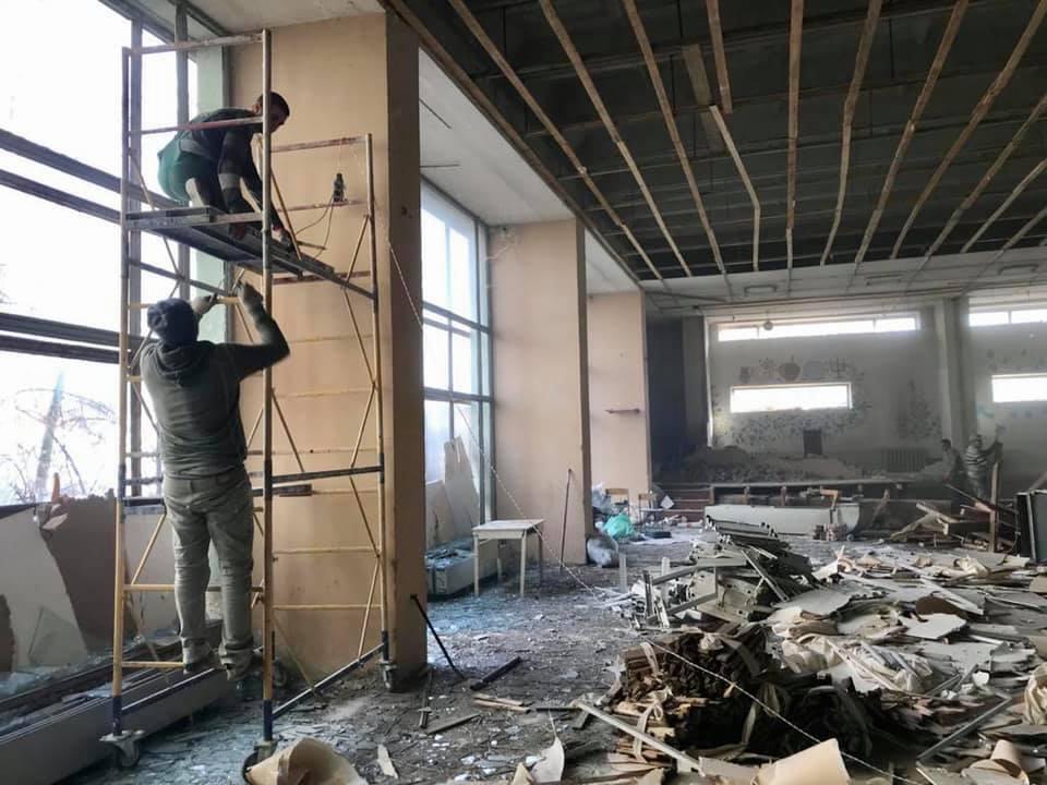 Под помещение переоборудуют старый корпус больницы
