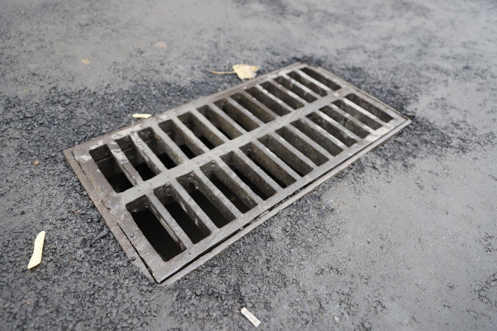За последние годы в городе с нуля возводят пять систем дождевой канализации