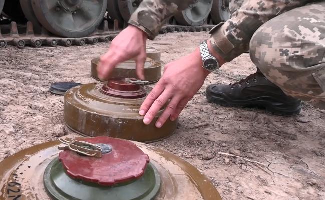 Армія відпрацьовувала завдання на суходолі та на десантнодоступних ділянках берегової лінії