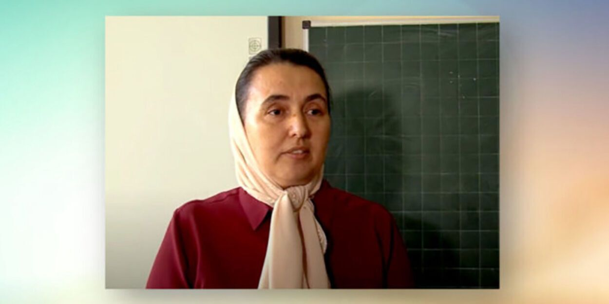 Учительница Жанна Тетенева оштрафована за отказ носить маску