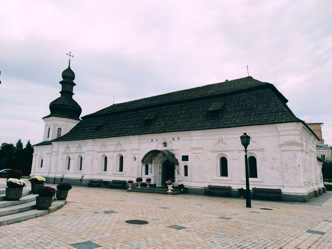 Трапезна монастиря.