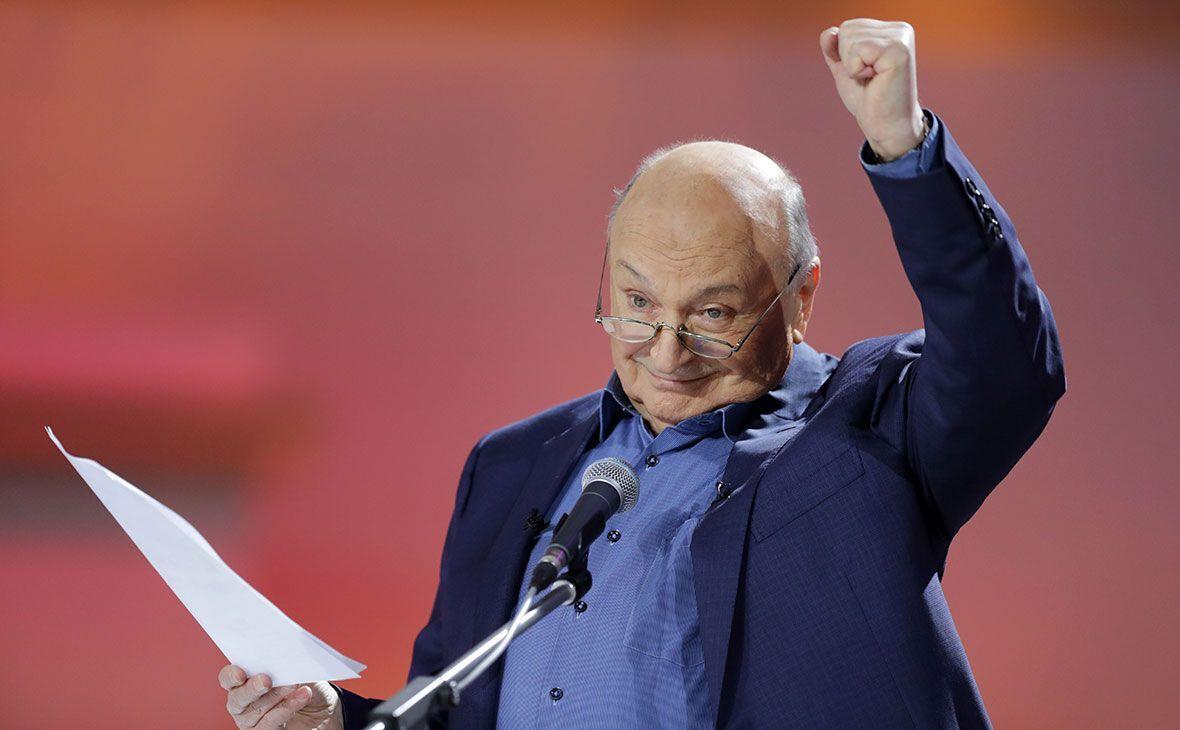 Смерть писателя Михаила Жванецкого шокировала многих знаменитостей