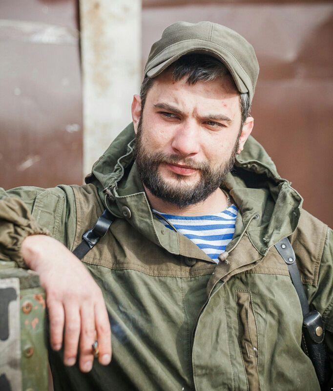 Террорист Андрей Панькин