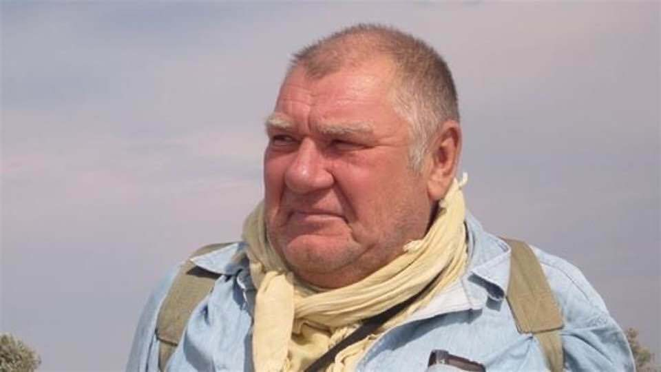 Від коронавірусу помер журналіст Олександр Стариков
