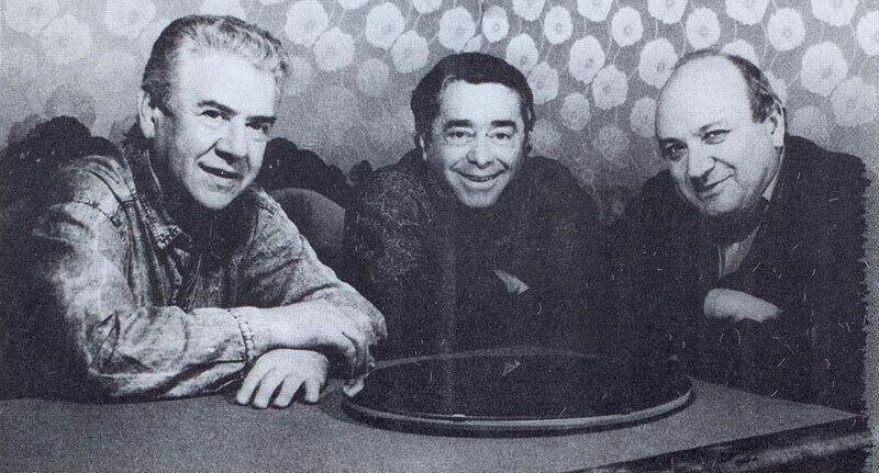 Жванецький, Карцев, Ільченко