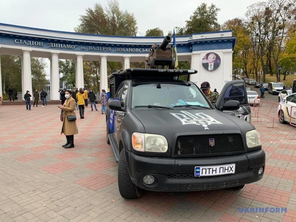 "Акцію назвали ""Тупицький – вали в Ростов!"""