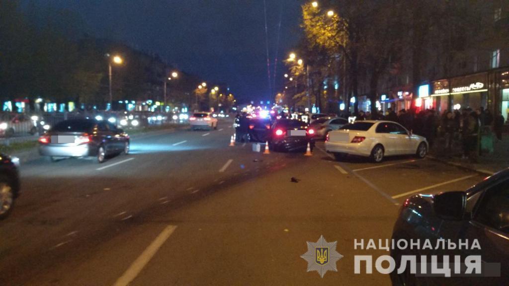 Авария Харьков