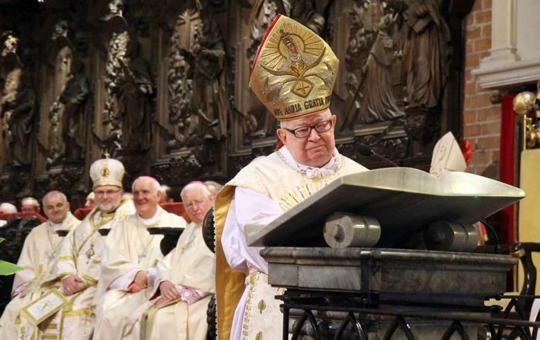 Польского кардинала Генрика Гульбиновича лишили всех регалий