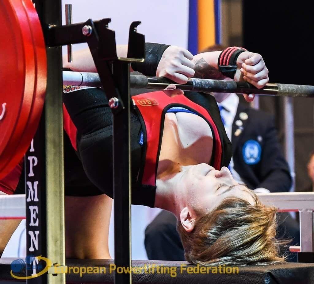 Анна Мірюкова на змаганнях