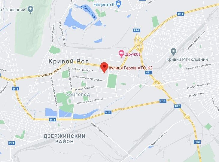 Тела убитых нашли на улице Героев АТО.