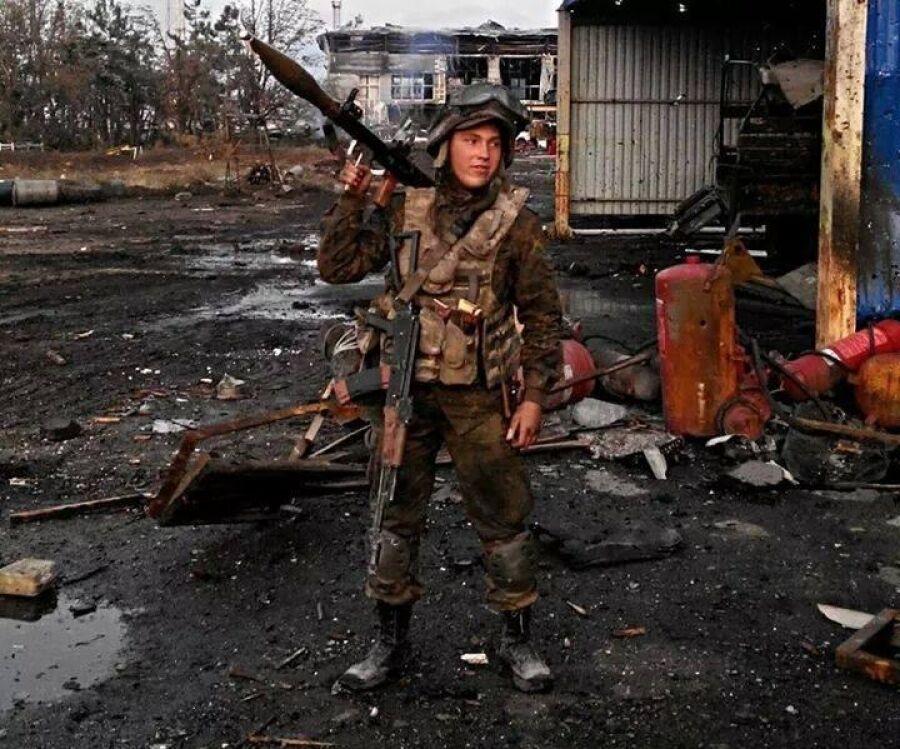 Сергій Табала загинув, захищаючи Донецький аеропорт, 6 листопада 2014 року