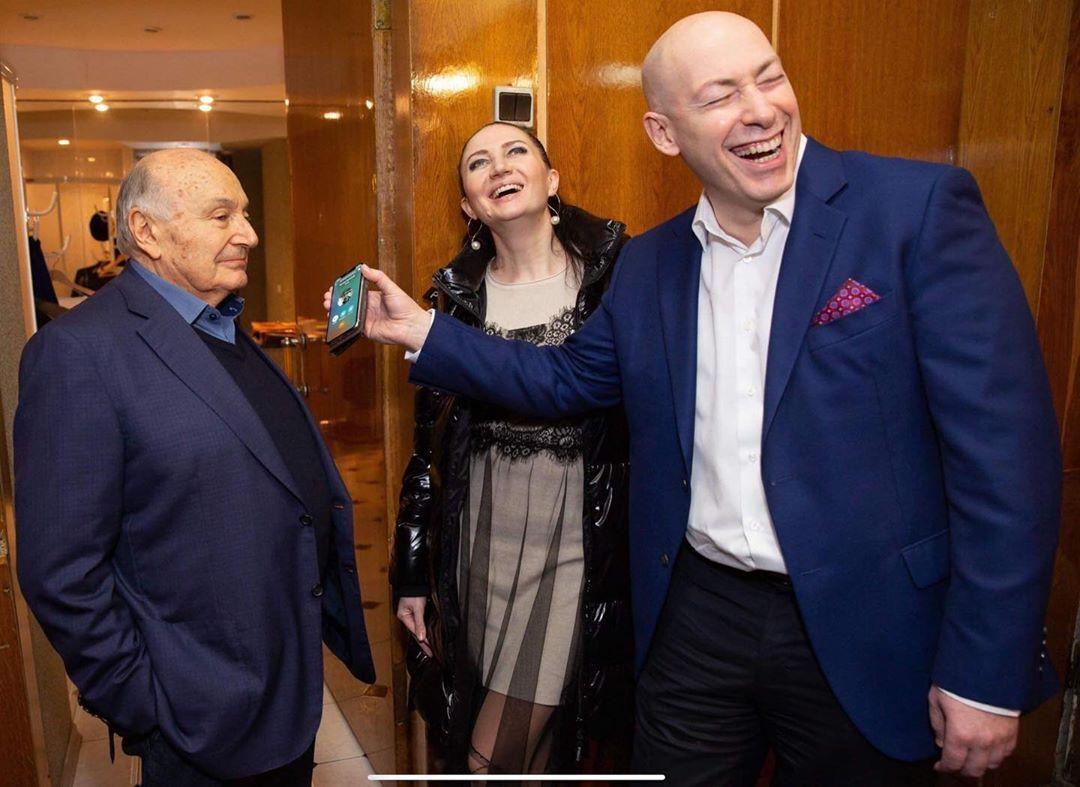 Дмитрий Гордон вспомнил смешной момент с Жванецким.