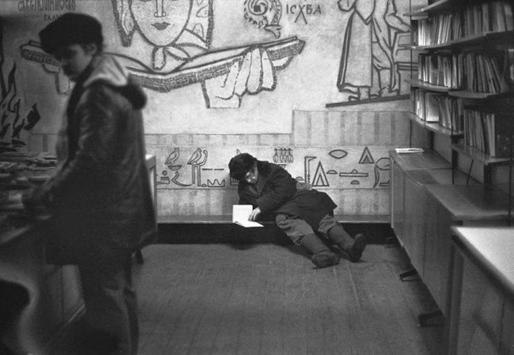 """Міф про """"найбільш читаючий СРСР"""""""