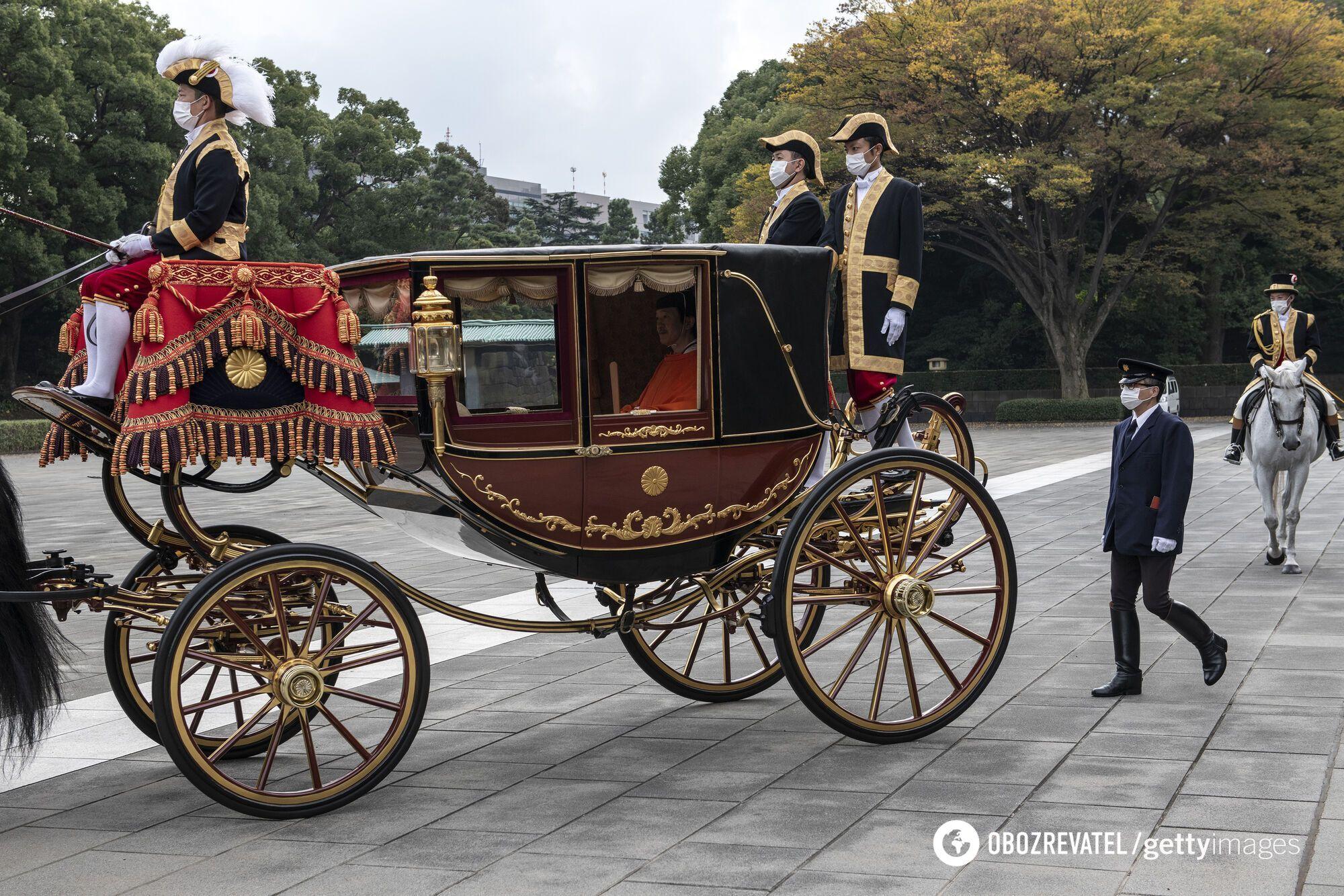 Церемонія проголошення спадкоємця престолу Японіії