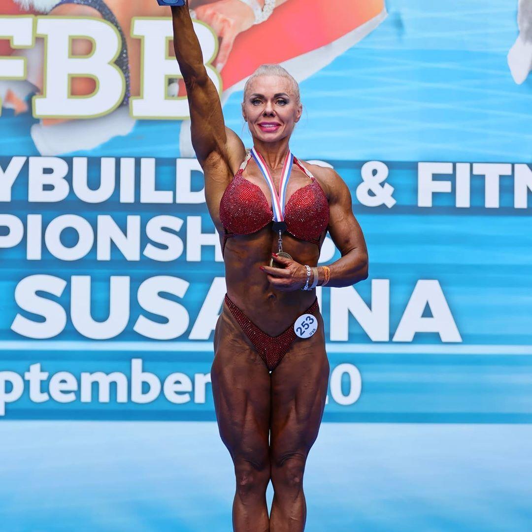 Наталія Прохорова
