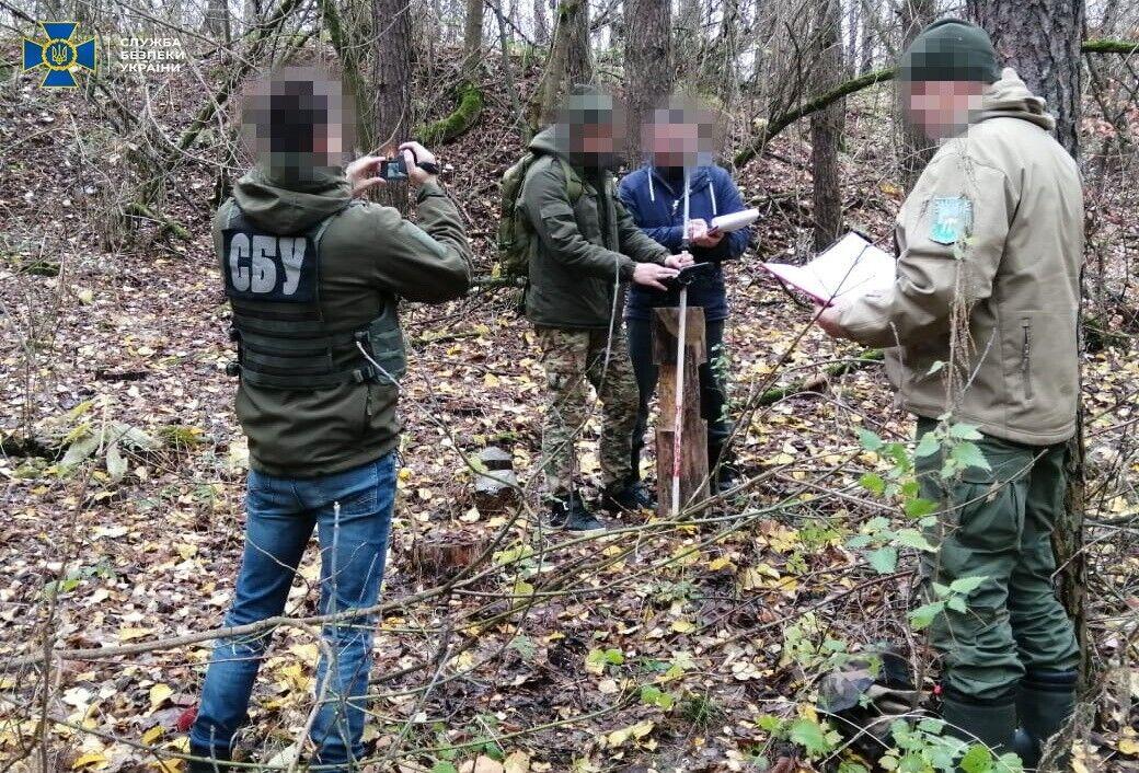 На Сумщині чиновники незаконно вирубували ліс