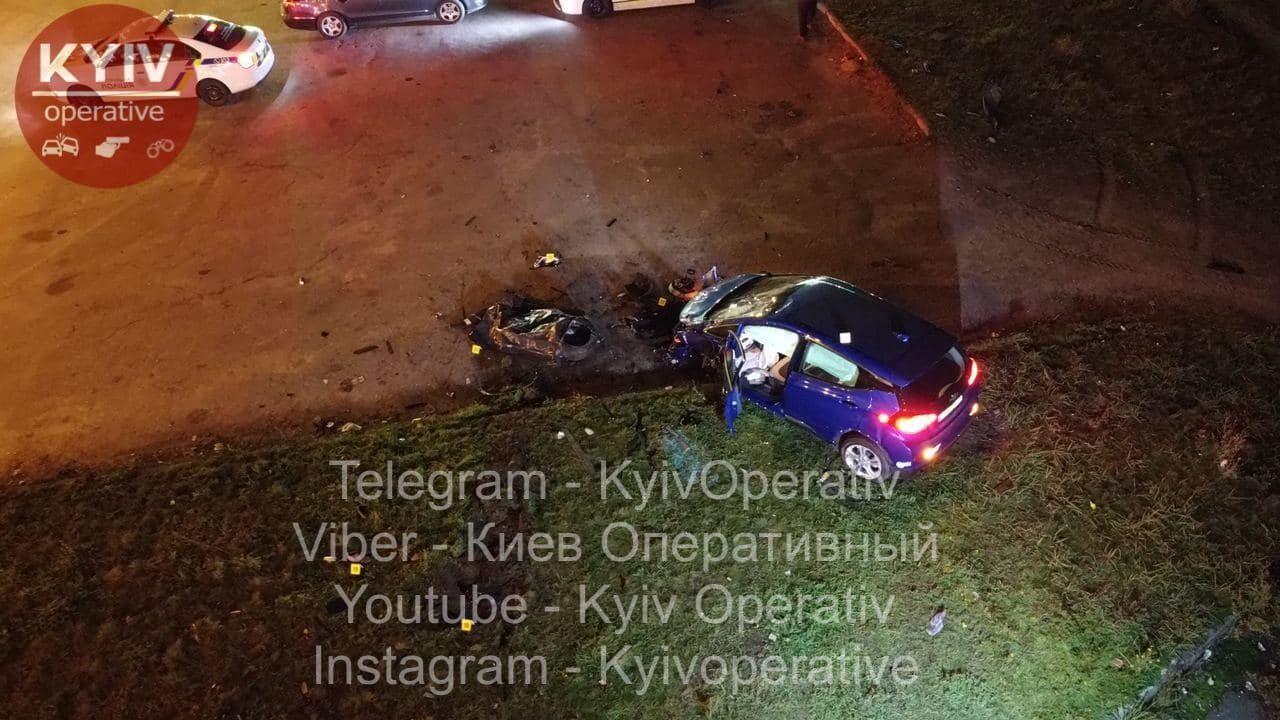 Водій автомобіля Chevrolet збив на смерть жінку
