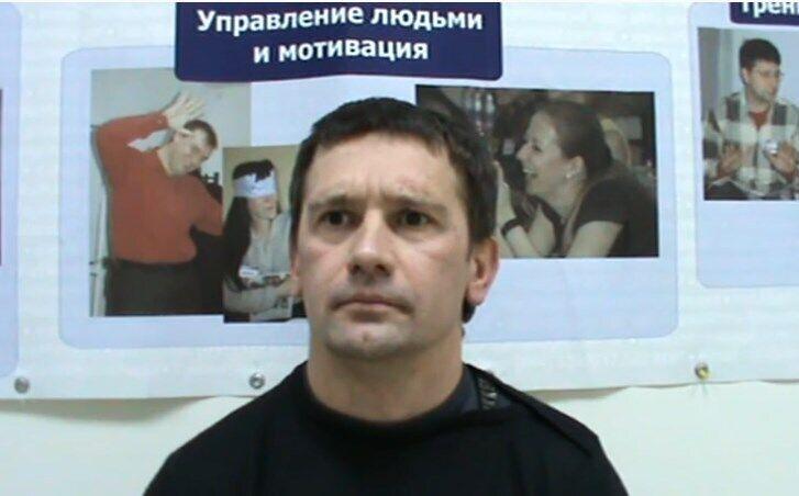 Андрей Коновалов в 2013 году.