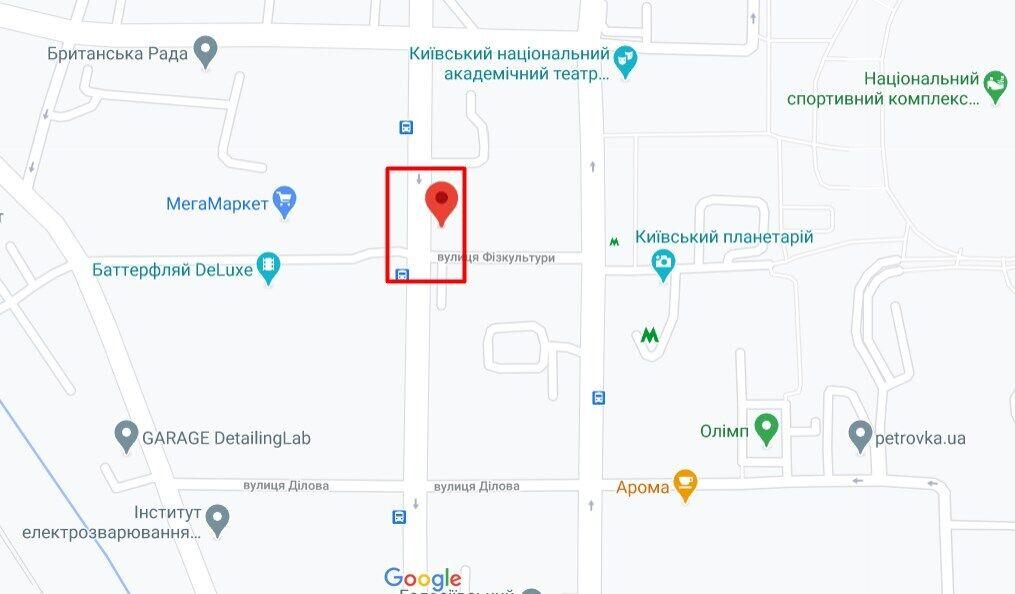 Грабіж скоїли на вул. Антоновича в Києві