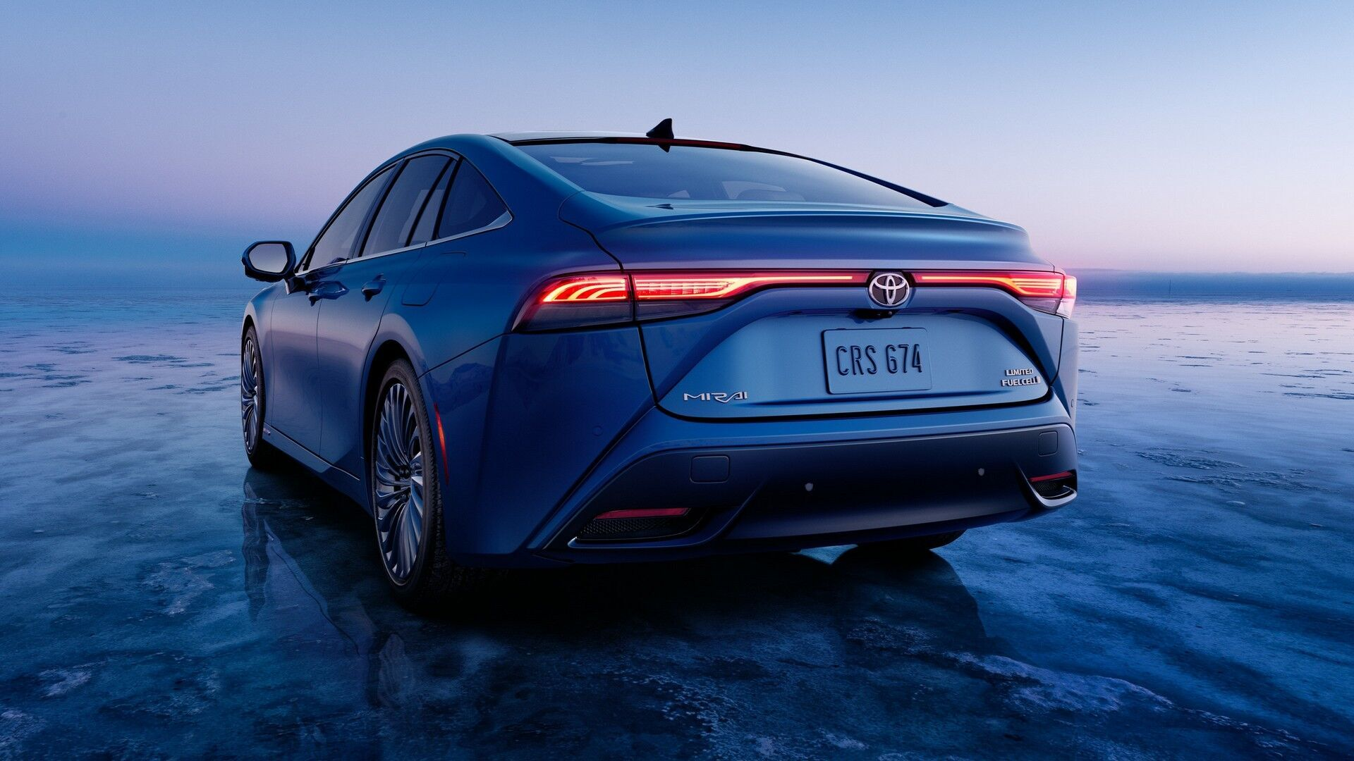 Toyota Mirai 2021