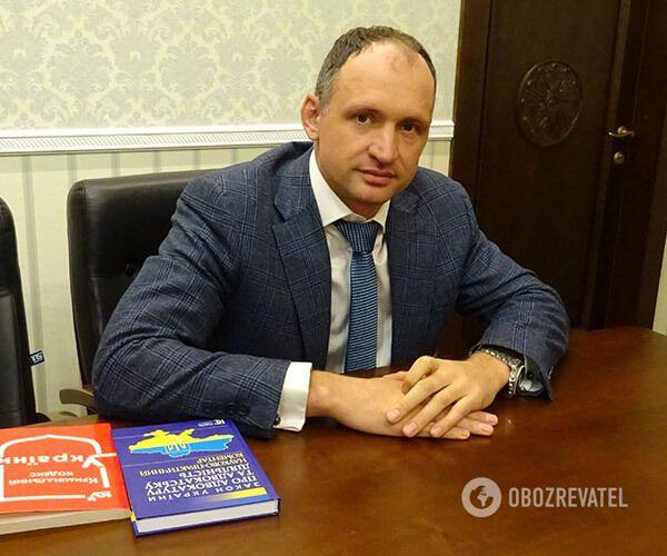 Заместитель Ермака Олег Татаров