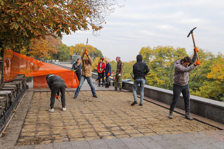 Вчені та студенти шукають Хаджибейську фортецю.