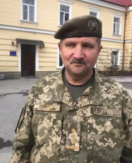 Іван Гайда керував Львівським військовим госпіталем.