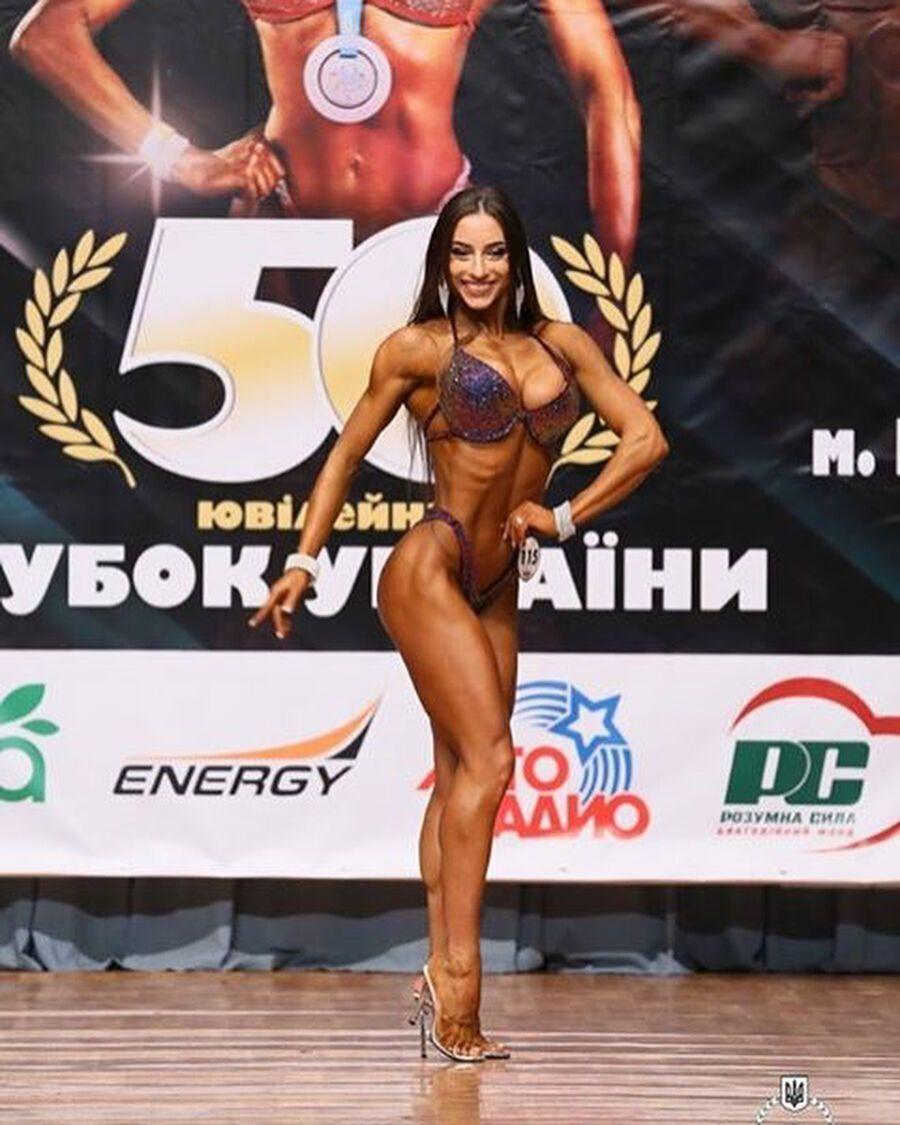 Юлія Висоцька на турнірі