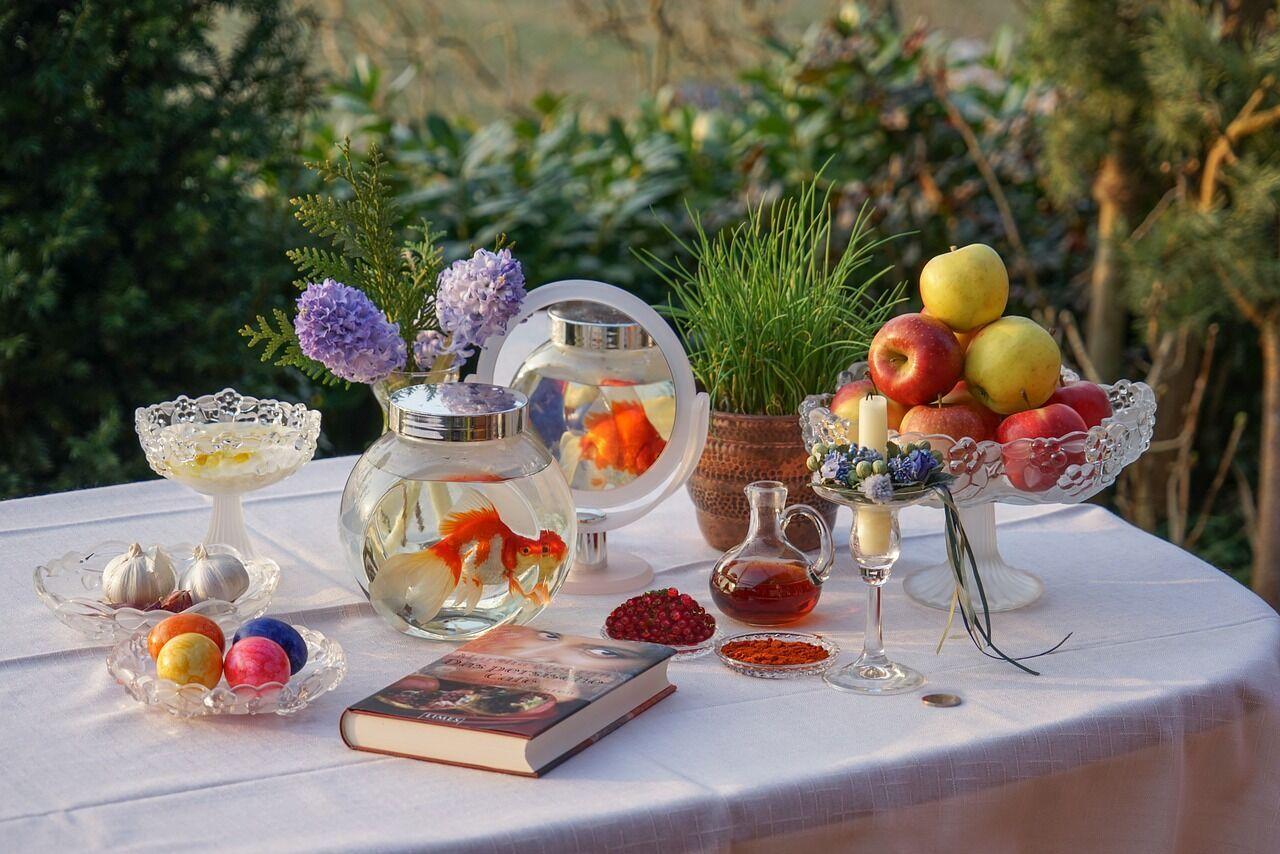 Иранский Новый год – Навруз – отмечают 21 марта