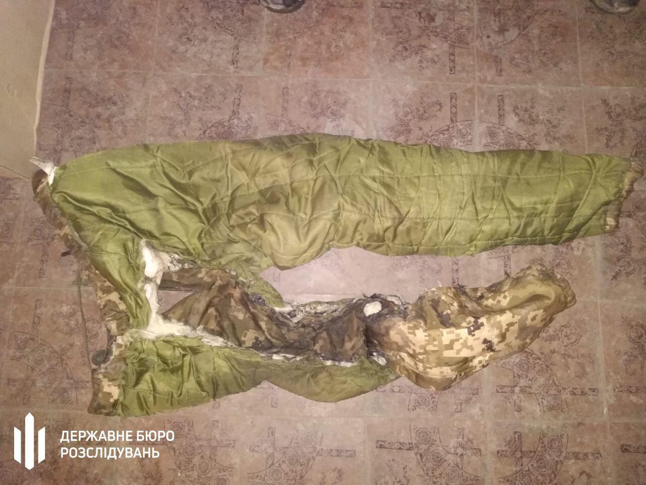 Военнослужащему-контрактнику сообщено о подозрении в поджоге сослуживца