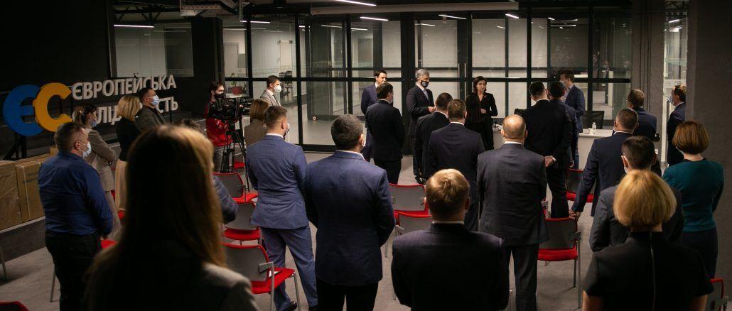 Порошенко встретился с вновь избранными депутатами Киеврады
