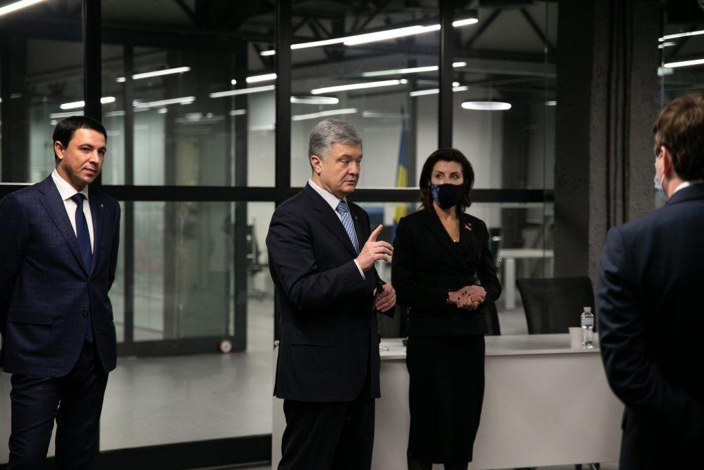 Порошенко выразил надежду на эффективную работу фракции