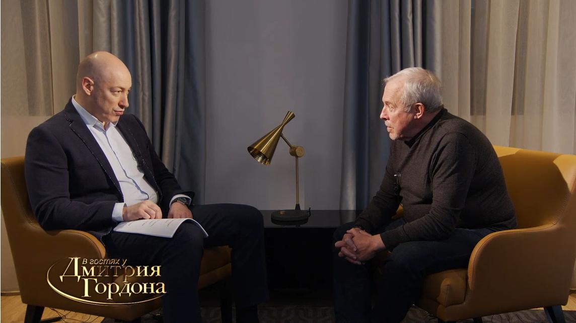 Дмитрий Гордон и Андрей Макаревич
