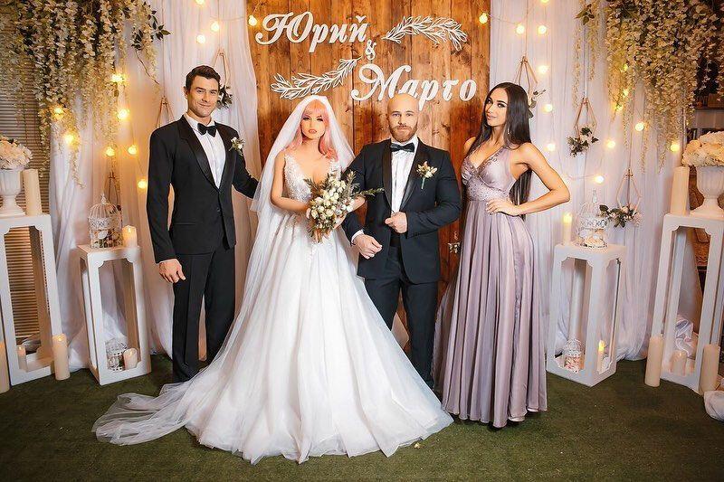 Юрій Толочко, Марго і свідки шлюбу