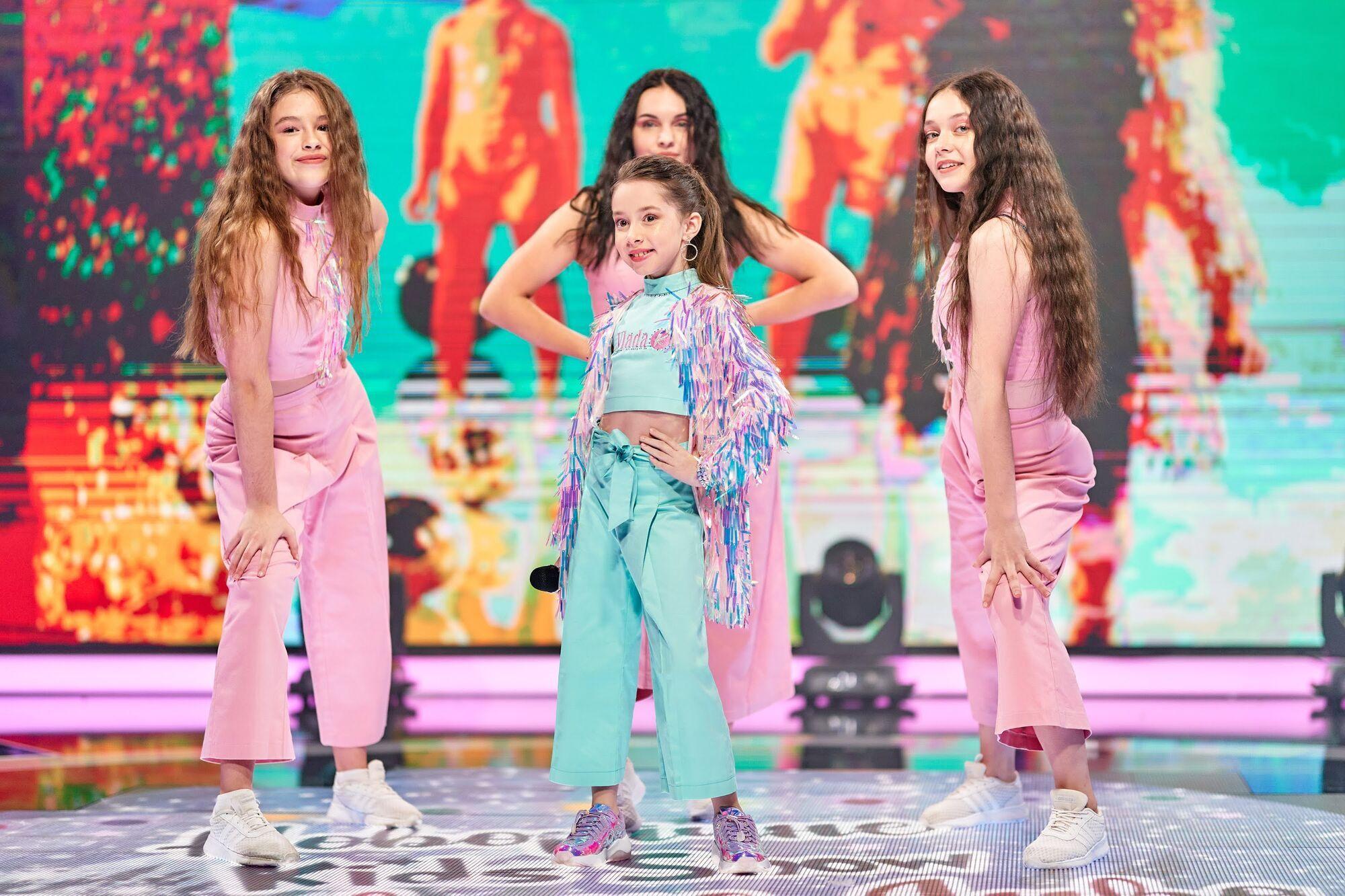В Украине состоялись съемки телепроекта Kids Show