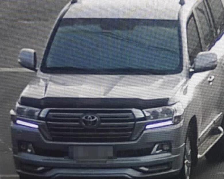 Правоохранители разыскали авто и задержали злоумышленников