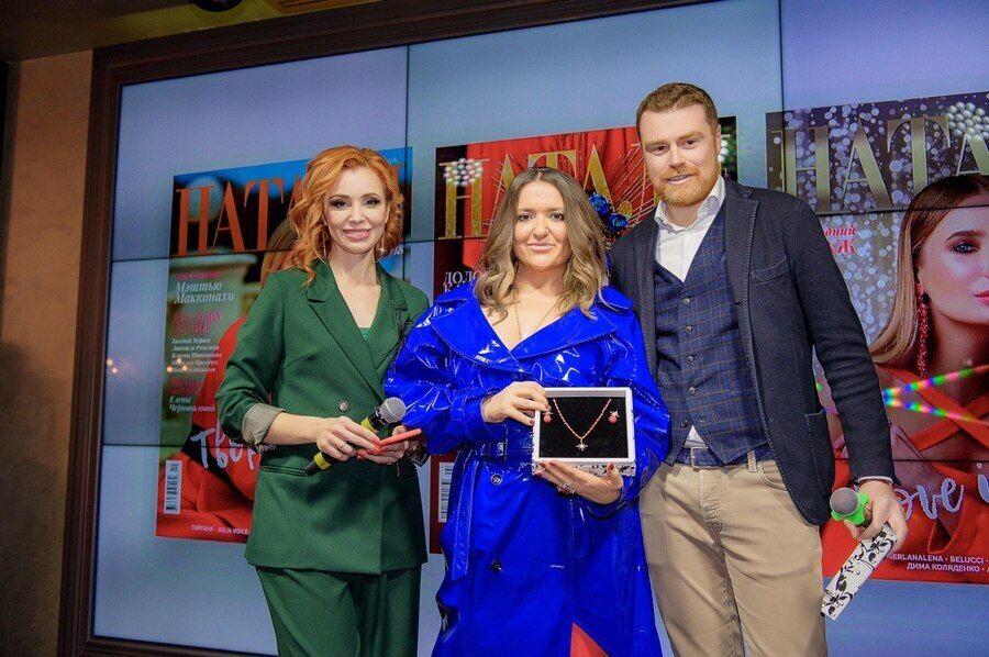 Ирина Трухачева и Наталья Могилевская
