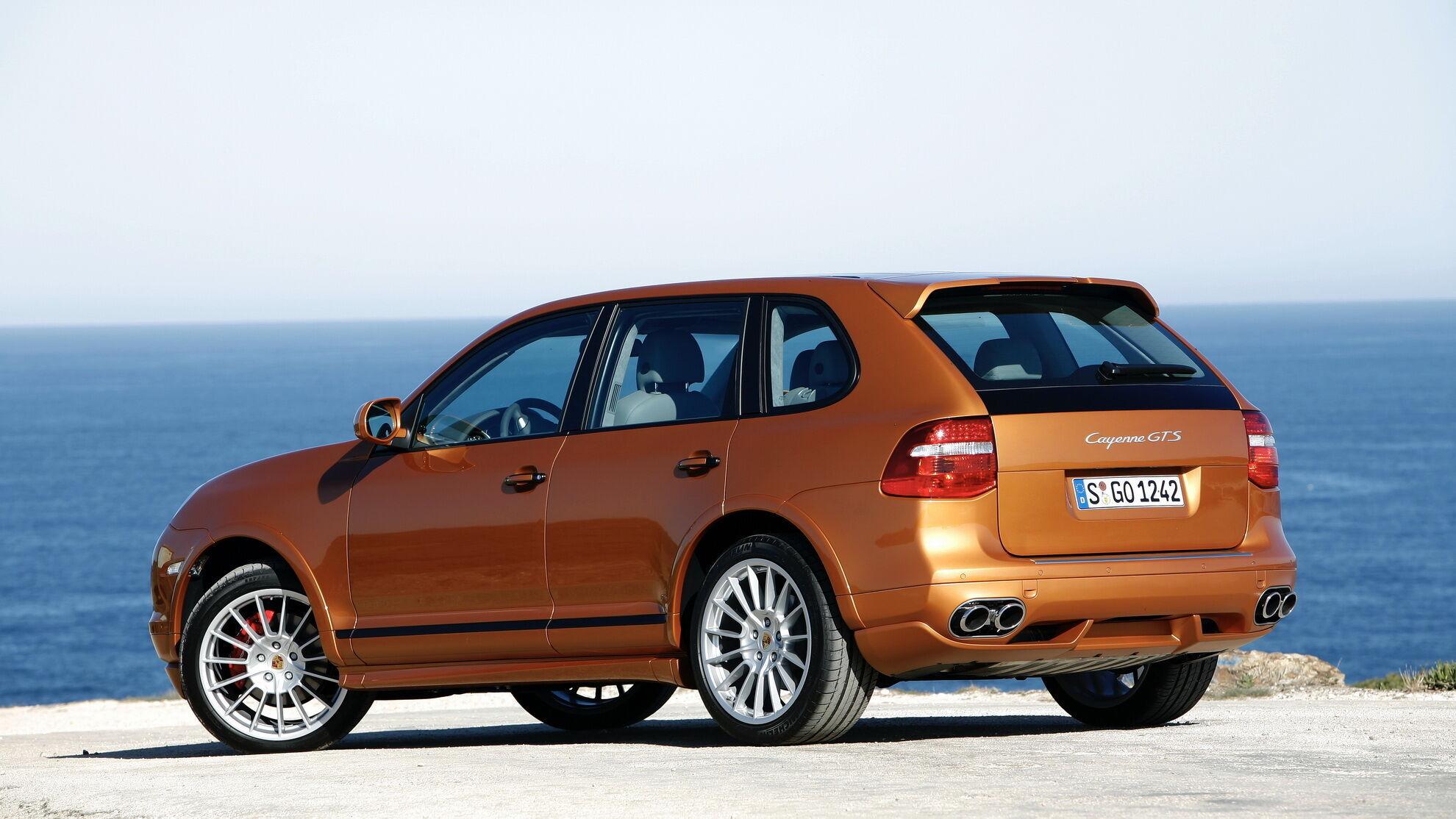 У 2007 році в сімействі з'явилася версія Cayenne GTS