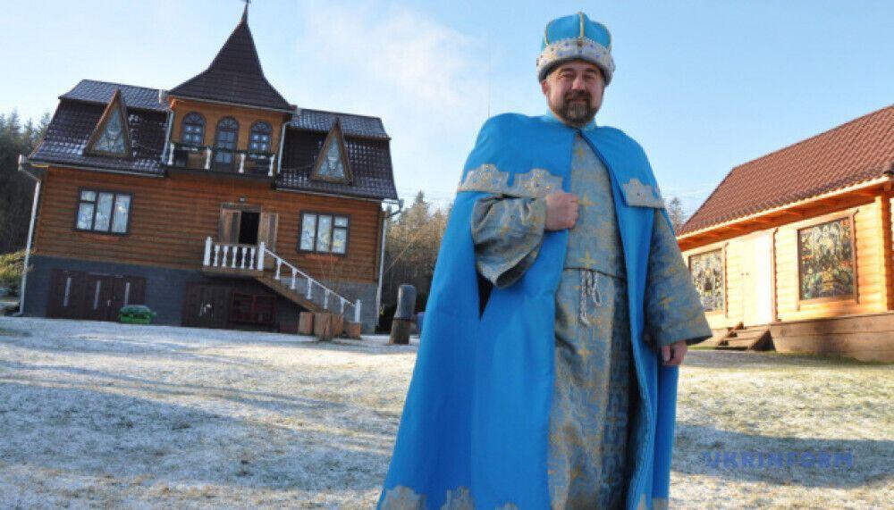 На Гуцульщині святий Миколай живе цілий рік