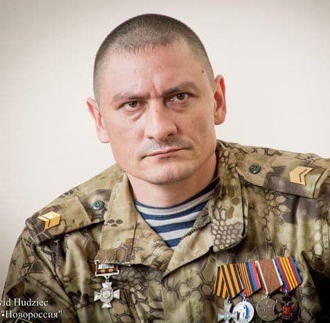 "Террорист Андрей Белоусов (""Монах"")"