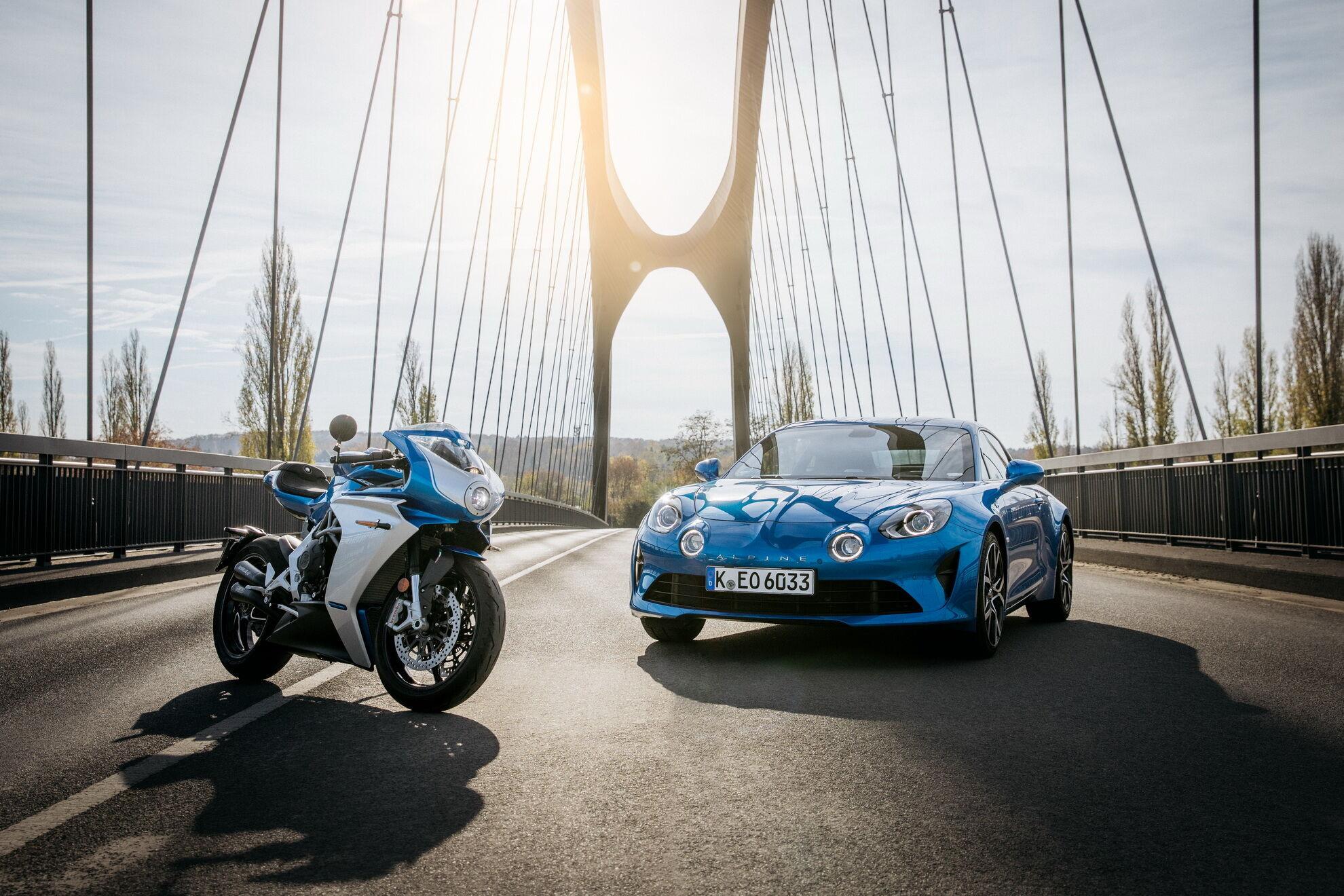 В межах спільного проекту буде виготовлено 110 примірників новинки, присвяченій спорткару Alpine A110