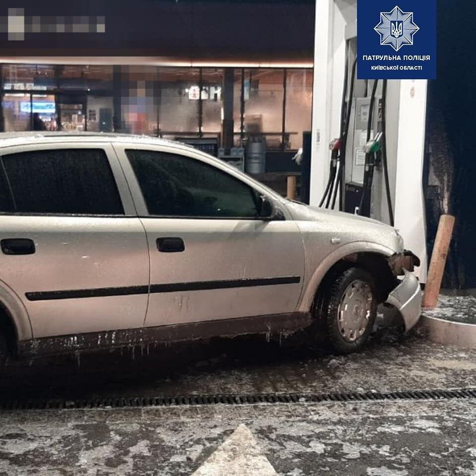 Поліція закликала водіїв бути уважними на дорогах.