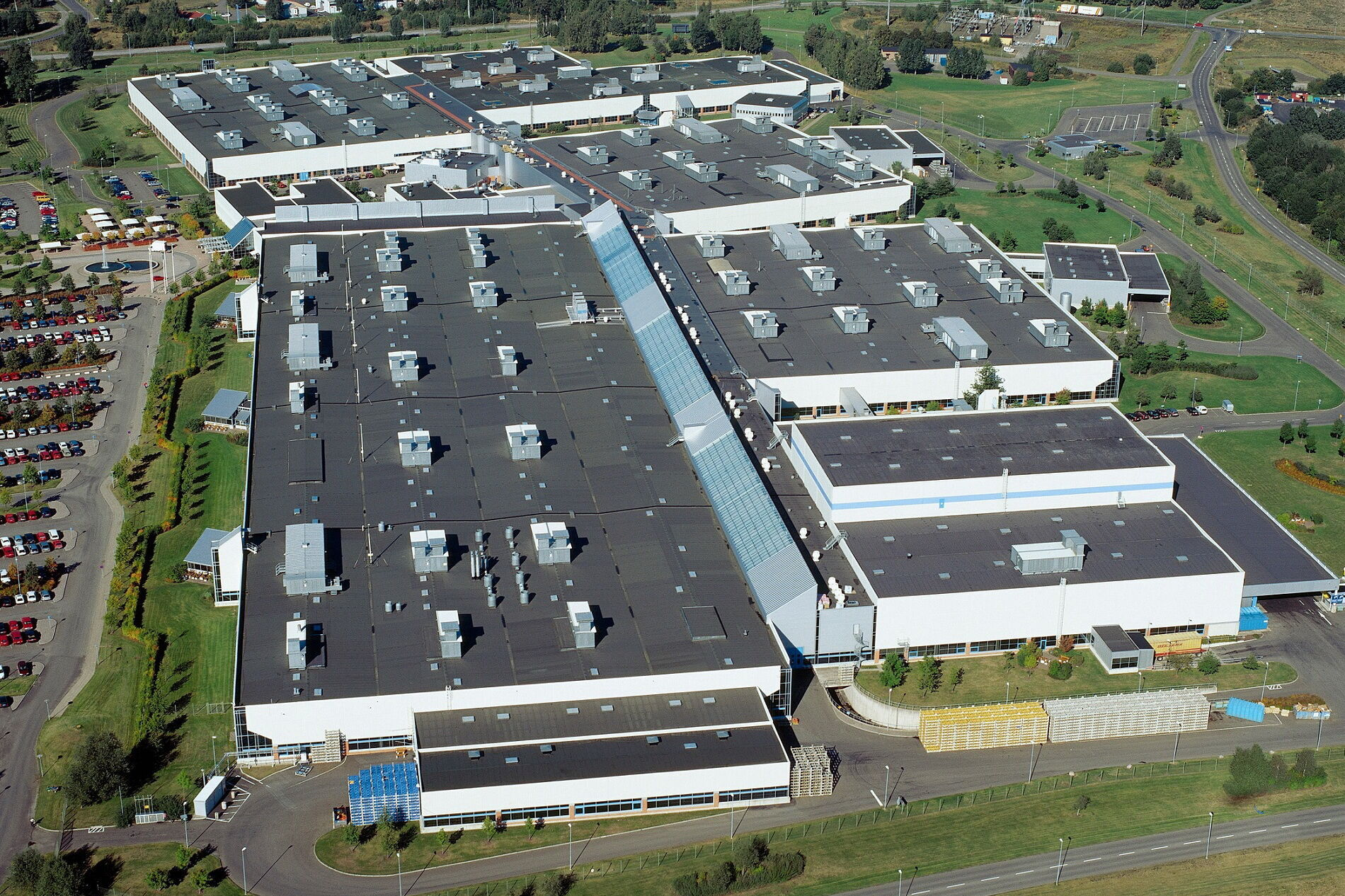 Завод Volvo у Шевде перепрофілюють на випуск електромоторів власної конструкції