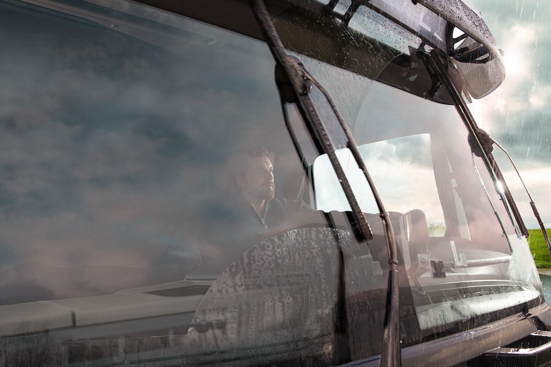 Bosch Wiper App получило серьезное обновление: список доступных для выбора моделей пополнился коммерческим автотранспортом