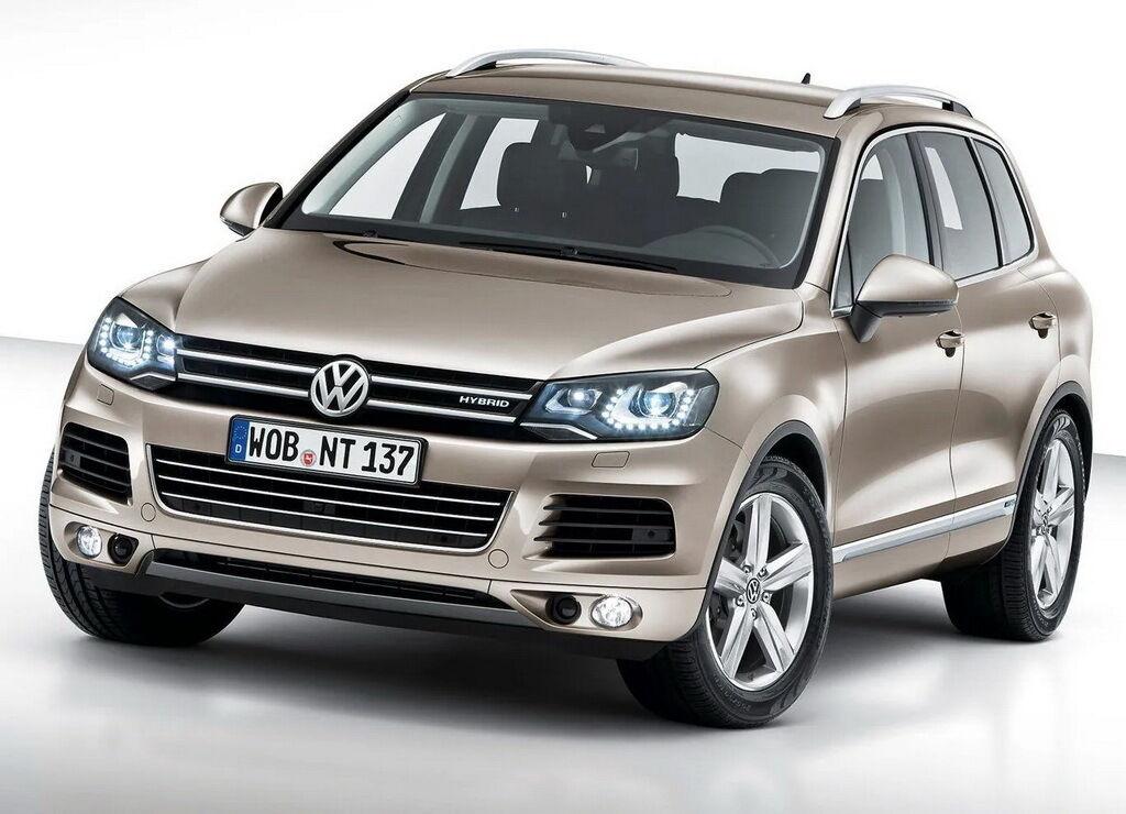 VW Touareg пользуется заслуженной популярностью благодаря своей надежности