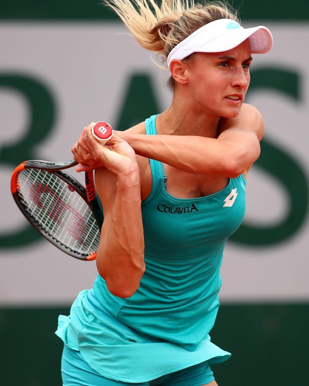 Цуренко завершила сезон на 145-й строчке мирового рейтинга.