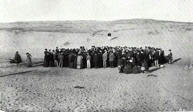 Как песчаные дюны превратились в мегаполис: опыт Израиля