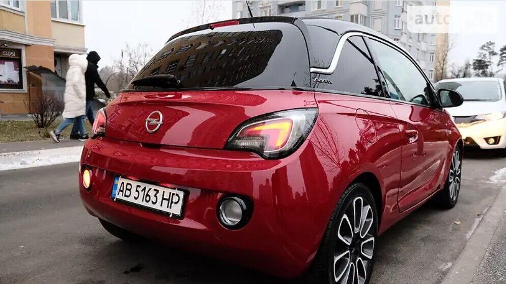 Самый дешевый Opel Adam в Украине стоит более $7000