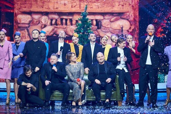 """""""Квартал"""" обіцяє в новорічну ніч гострі жарти на актуальні теми"""